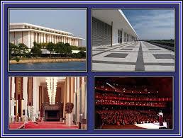 John F. Kennedy  Center  Performing Arts