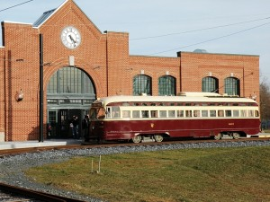 Colesville Trolley Museum